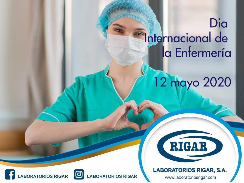 12 de mayo, Día Internacional de la Enfermería
