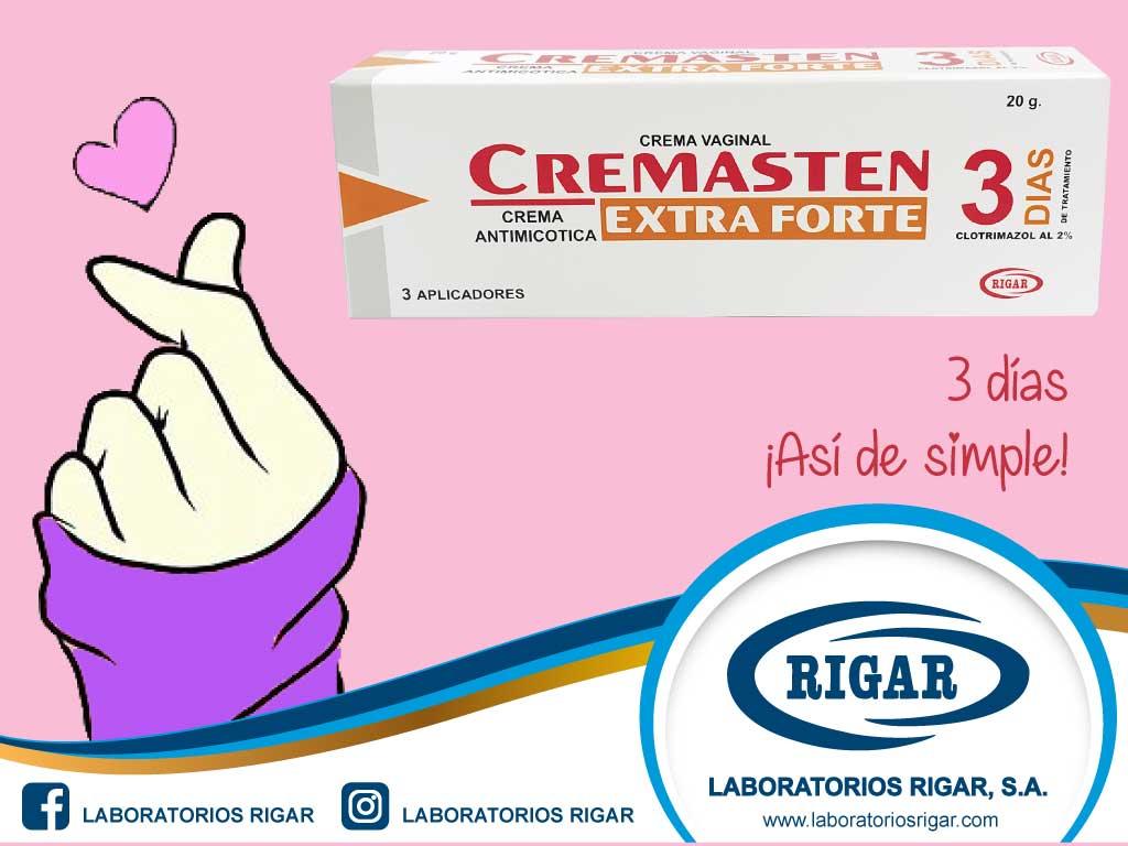 Así de Simple con Cremasten